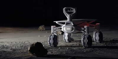 Audi reveals 4WD lunar rover that will launch in 2017