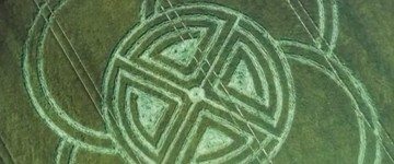 New Crop Circle Found in Dorset, UK – 30th May 2015.