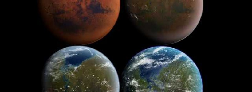 DARPA Engineering Organisms That Will Terraform Mars