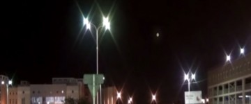 UFO Sighting filmed over Krasnodar, Russia – 30th May 2015