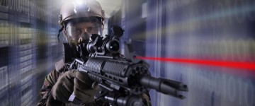 The military's new laser gun that uses noise to terrify its enemies