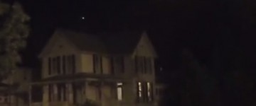 UFO sighting filmed over Newark, Ohio – 22nd June 2015