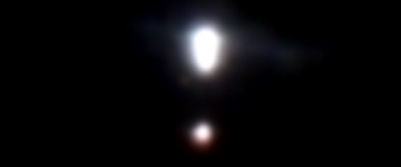 UFO Sighting Filmed Over Waterford in Wisconsin – 6th Nov 2014