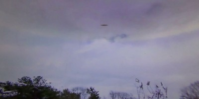 UFO Sighting recorded on Google Maps over Taiwan – 9th Nov 2013
