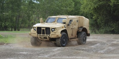 Military bosses reveal the vehicle that will replace the Humvee