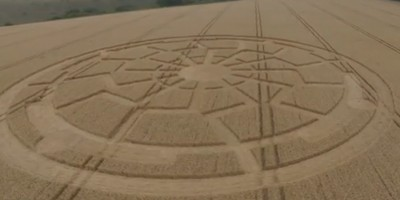 New Crop Circle Discovered in Wiltshire, England – August 2015
