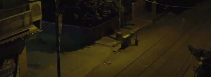 Ghost Sighting filmed in Bangalore India