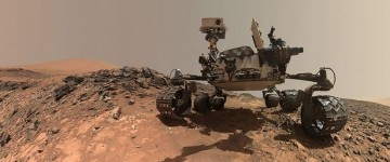 NASA Curiosity rover has found a massive underground water deposit on Mars