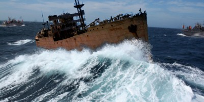 Ship Reappears 90 Years After Going Missing in Bermuda Triangle
