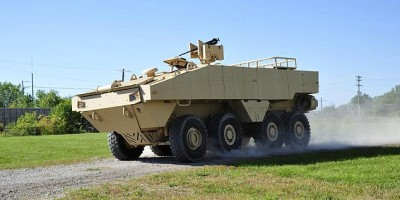 Lockheed Martin reveals new combat vehicle