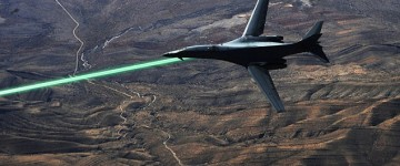 Combat lasers being built and added to fighter jets