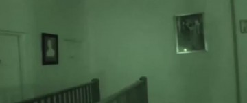 Infamous Tutbury Castle ghost caught on camera