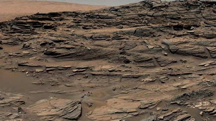Major climate change three billion years ago stopped water flowing across Mars.