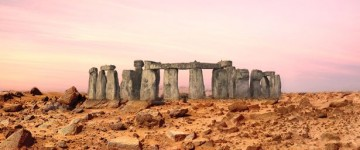 Mars Stonehenge ? Mysterious stone circle found on Mars