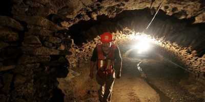 Legendary secret tunnels discovered beneath Mexico