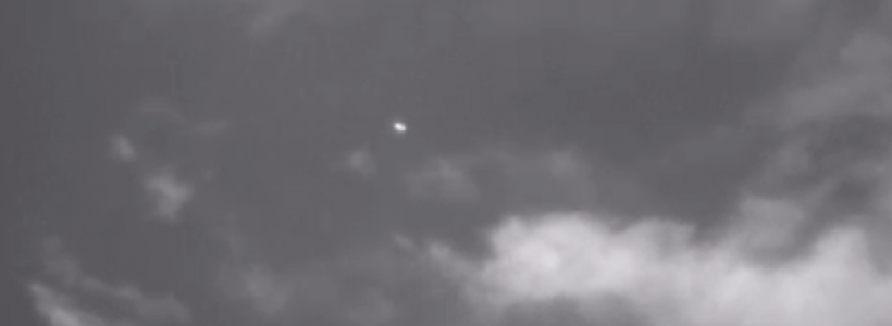 UFO Sighting filmed over Colorado – 30th August 2015