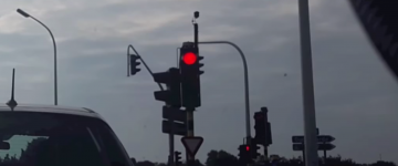Disk shaped UFO sighting filmed over De Pinte, Belgium – 19th August 2015