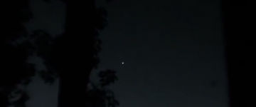 UFO sighting above New York – 12th September 2015