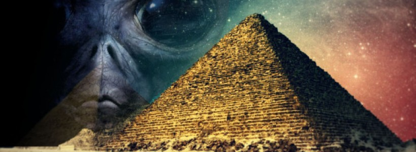 Mysterious Alien being discovered in a Secret Chamber inside the Great Pyramid in Egypt