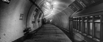 Map reveals London's most haunted tube stations