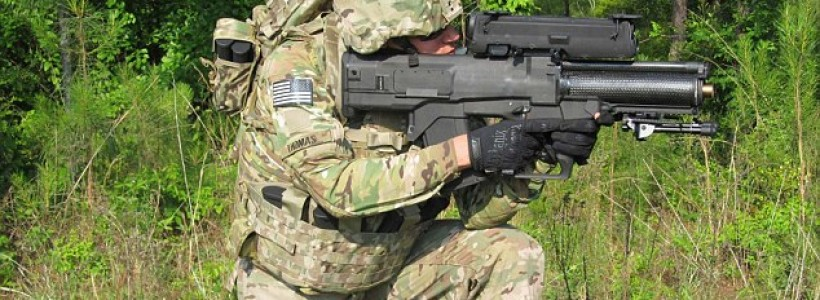 US Army to test rifle that hits targets BEHIND cover