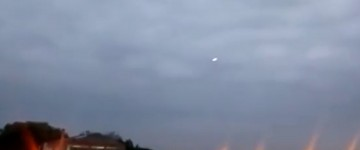 UFO sighting over Curitiba, Brazil – 30th Sep 2015