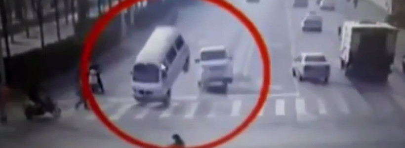 Strange Phenomenon Causes Vehicles to Levitate in China