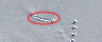 Antarctic UFO mystery deepens after researchers 'find tanks guarding alien crash site'