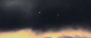 UFO sighting filmed over Balaklava, Russia – October 2015
