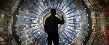 The Large Hadron Collider may have found a huge new Higgs Boson particle