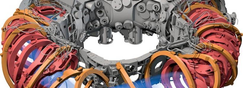 Scientists have successfully switched on the world's largest fusion reactor