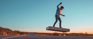 ArcaBoard Develops The First Real Hoverboard