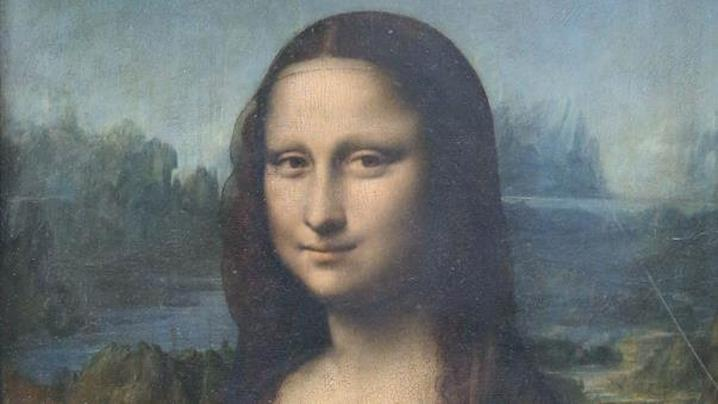 The Mona Lisa. (AAP)