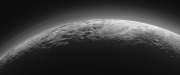 Stunning new images of Pluto sent back by New Horizons