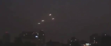 Multiple UFOs filmed over Santiago, Chile – 2015