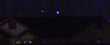 Multiple UFO sightings filmed over Las Vegas – 2015