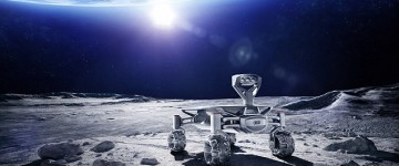 Audi takes the cover off its moon rover