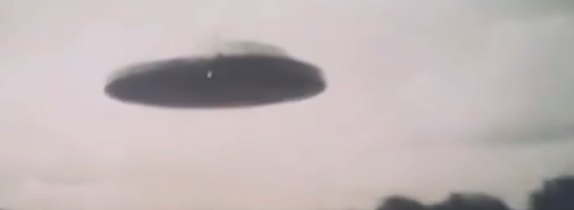 UFO sighting filmed over Colima Volcano, Mexico – 1958
