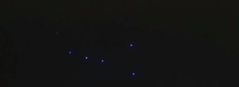 UFO sighting filmed over Bogota, Colombia – 20th Jan 2016