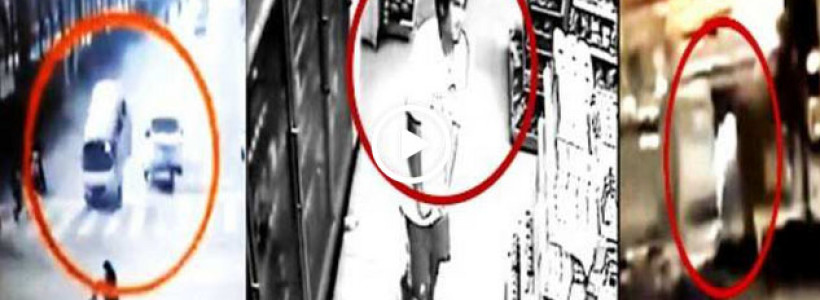 6 Unexplained Videos Caught on tape