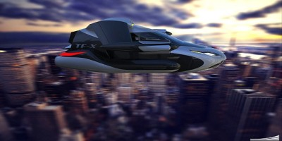 Flying cars are just TWO years away