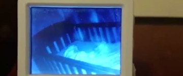 Ghost Footage Recorded By Baby Monitor