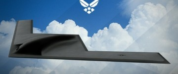 Air Force reveals its top secret B-21 stealth bomber