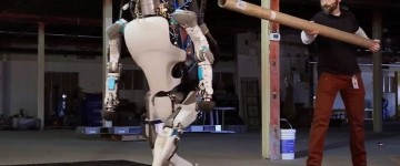 Google Unveils New Atlas Robot