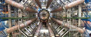 LHC discovers mysterious new particle that doesn't fit with laws of physics