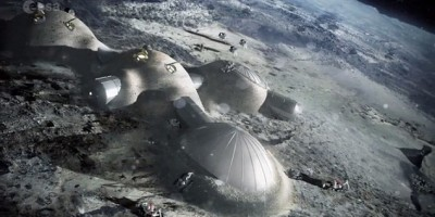 Esa reveals plans for a tourist resort on the Moon