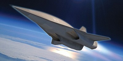 Lockheed claims a plane that flies SIX times the speed of sound is almost ready