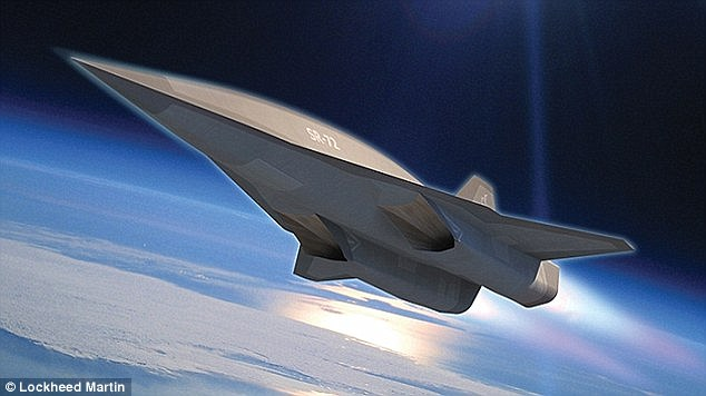 Lockheed Martin has said it's close to making a breakthrough to developing a military plane that can fly at Mach 6 – six times the speed of sound. In November 2013, the firm announced it was developing an SR-72 spy plane (illustrated) said to be able to accelerate up to Mach 6