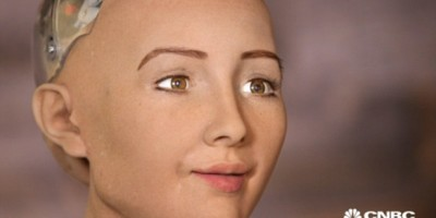 Eerily lifelike robots will walk among us in just 20 years
