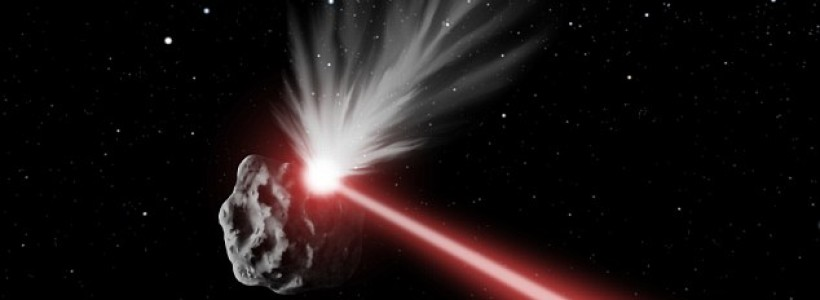 The laser weapon that could save Earth from asteroids